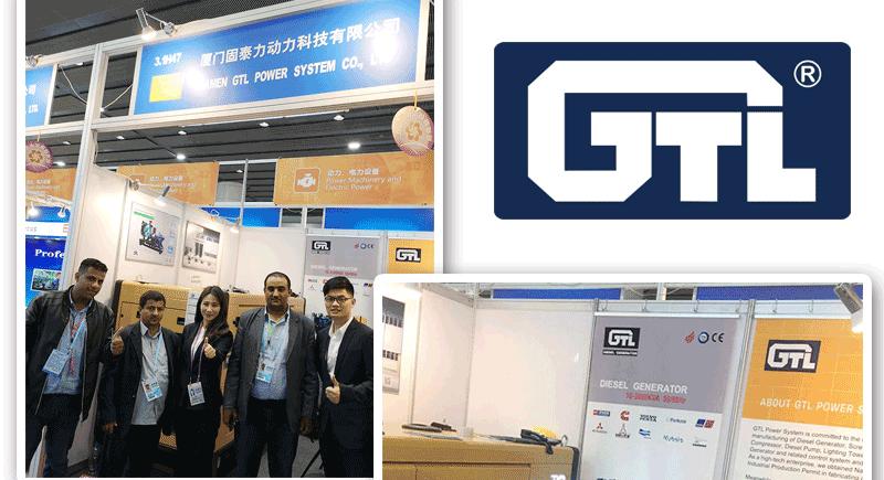 gtl power system forwin generator