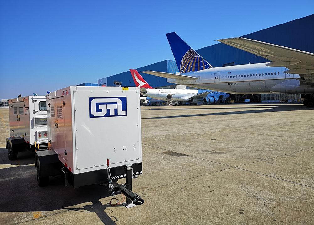 两台移动式拖车柴油yabo亚博体育app下载将服务于厦门太古机场